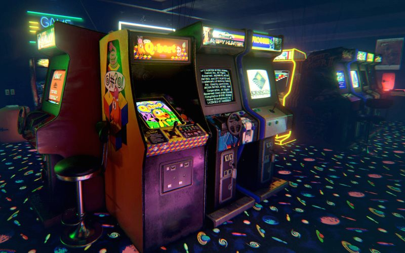 My 10 Favourite Arcade Games Digitiser