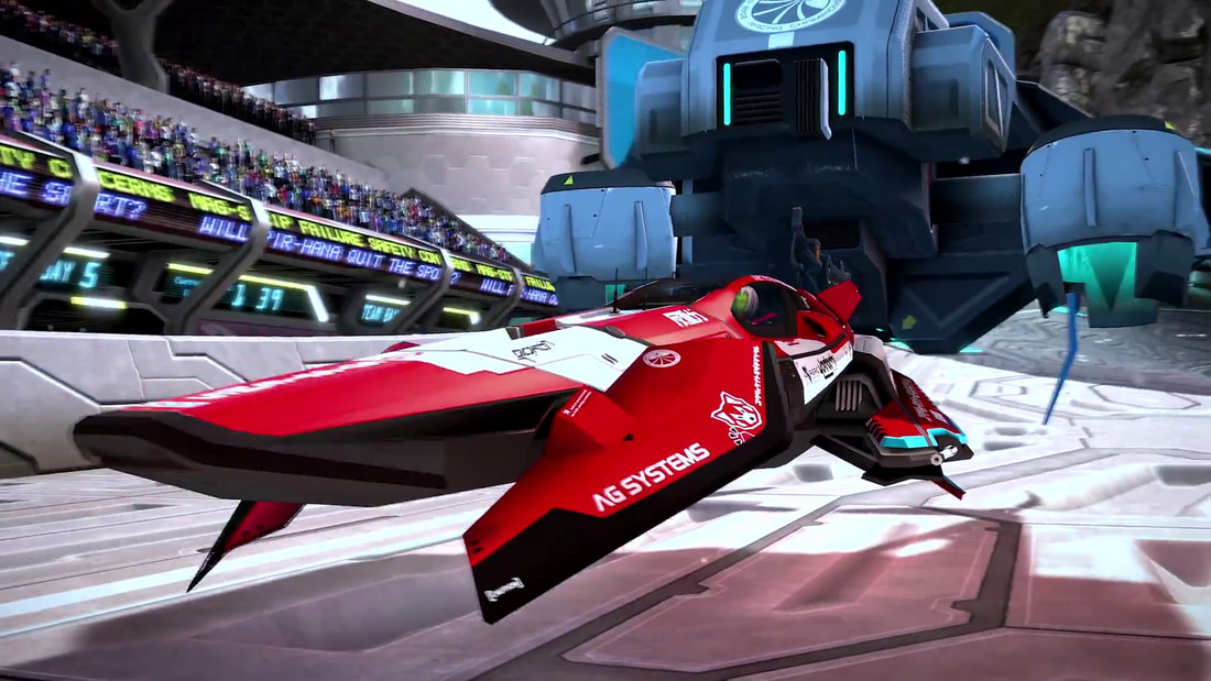 review: wipeout omega collection vr (psvr)